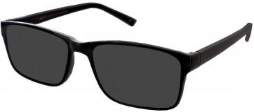Matrix 827 sunglasses in Black