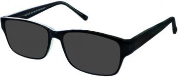 Matrix 825 sunglasses in Black