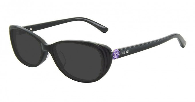 Anna Sui AS606 Sunglasses in Black