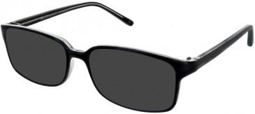 Matrix 824 sunglasses in Black