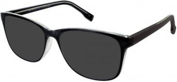 Matrix 819-53 sunglasses in Black