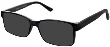 Matrix 816-52 sunglasses in Black