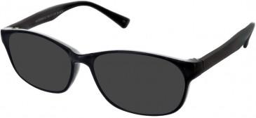 Matrix 815-52 sunglasses in Black