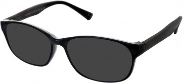 Matrix 815-50 sunglasses in Black