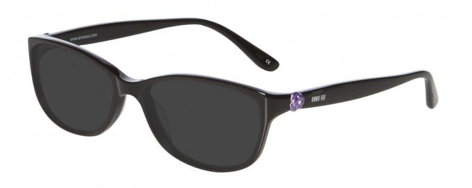 Anna Sui AS610 Sunglasses in Black