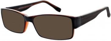 Matrix 814-55 sunglasses in Brown
