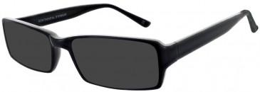 Matrix 811-54 sunglasses in Black