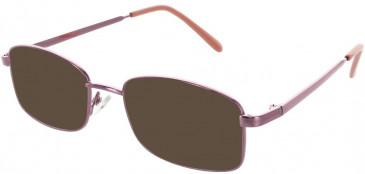 Matrix 221-51 sunglasses in Rose