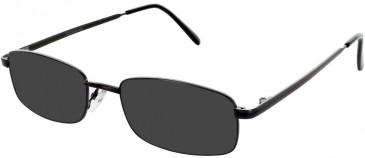 Matrix 220-56 sunglasses in Gunmetal