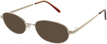 Matrix 217-49 sunglasses in Gold