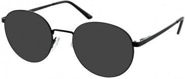 Lazer 4114-52 sunglasses in Black