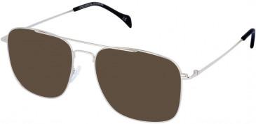 Cameo PAT sunglasses in Silver