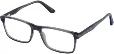 Lazer 4094-52 glasses in Grey