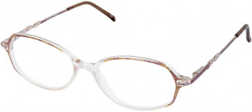 Cameo ALICE-52 glasses in Violet and Crystal