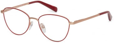 Benetton BEO3004-51 glasses in Teal