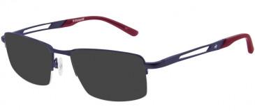Le Coq Sportif LCS4001A-56 sunglasses in Blue