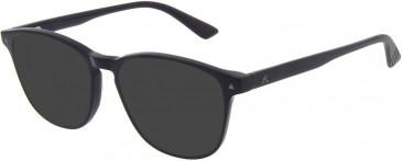 Le Coq Sportif LCS2012A-52 sunglasses in Black