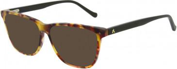 Le Coq Sportif LCS1013A-51 sunglasses in Yellow Tortoiseshell