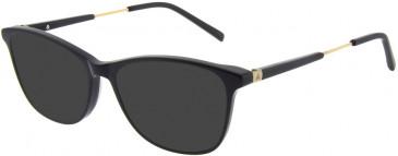 Le Coq Sportif LCS1006A-51 sunglasses in Black