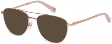 Benetton BEO3003-53 sunglasses in Pink
