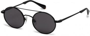 Sandro SD7003 sunglasses in Black