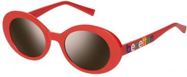 Benetton BE5017 sunglasses in White