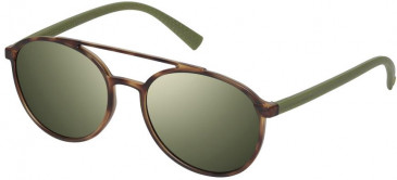 Benetton BE5015 sunglasses in Dark Crystal Grey