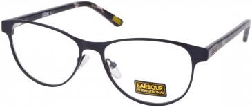 Barbour BI-034 glasses in Brown