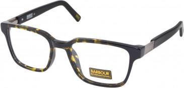 Barbour BI-030-50 glasses in Tort/Black