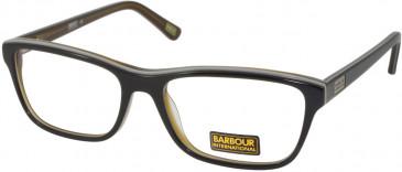 Barbour BI-025-52 glasses in Brown
