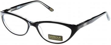 Barbour BI-017 glasses in Black
