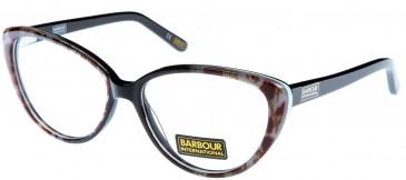 Barbour BI-015 glasses in Brown