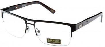 Barbour BI-009-57 glasses in Pewter