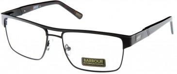 Barbour BI-008 glasses in Black