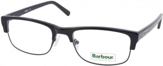 Barbour B059-55 glasses in Black