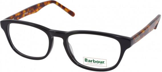 Barbour B055-52 glasses in Black