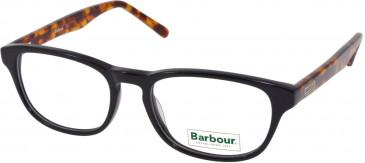 Barbour B055-52 glasses in Tort