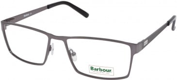 Barbour B049 glasses in Gunmetal