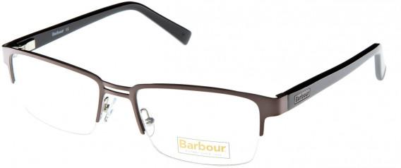 Barbour B045-55 glasses in Gunmetal