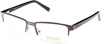 Barbour B045-55 glasses in Black