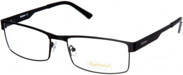 Barbour B026-58 glasses in Black