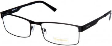 Barbour B026-58 glasses in Black