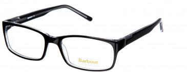 Barbour B014-55 glasses in Black