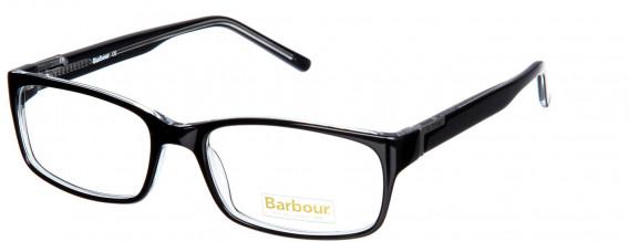 Barbour B014-53 glasses in Black