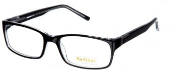 Barbour B014-53 glasses in Black
