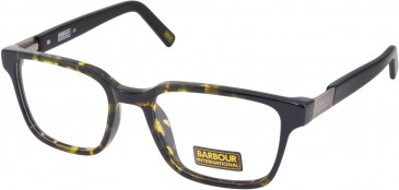 Barbour BI-030-50 glasses in Tort/Black