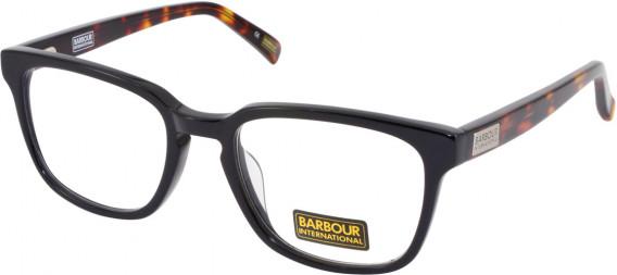 Barbour BI-029-50 glasses in Black