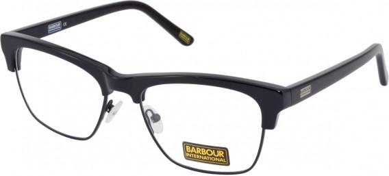 Barbour BI-027-54 glasses in Black