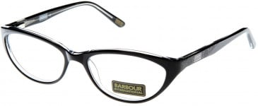 Barbour BI-017 glasses in Black