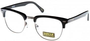 Barbour BI-011-50 glasses in Black